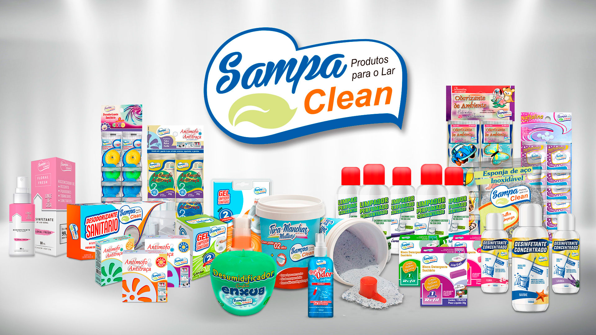 Banner Sampa Clean